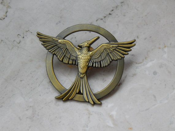 Spilla  Mockingjay - Hunger Games