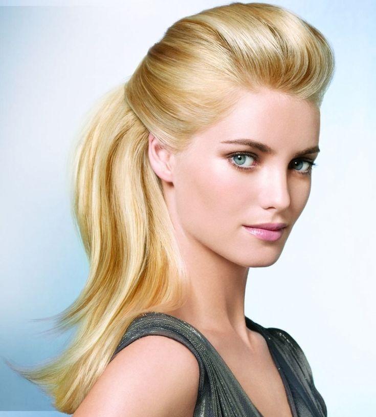 verschiedene arten von frisur für lange haare | long hair