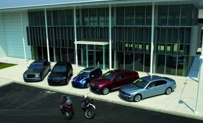 #BMW Group crosses one million mark in first six months of #2014