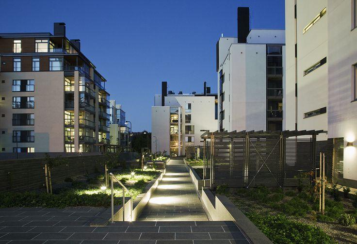Eiranranta, Helin & Co Architects, 2008