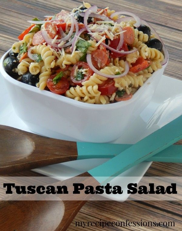 Salads on Pinterest | Blt pasta salads, Pasta salad and Macaroni