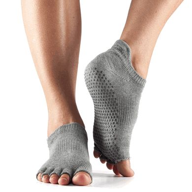 ToeSox Low Rise - Half Toe Grip Socks $13.95
