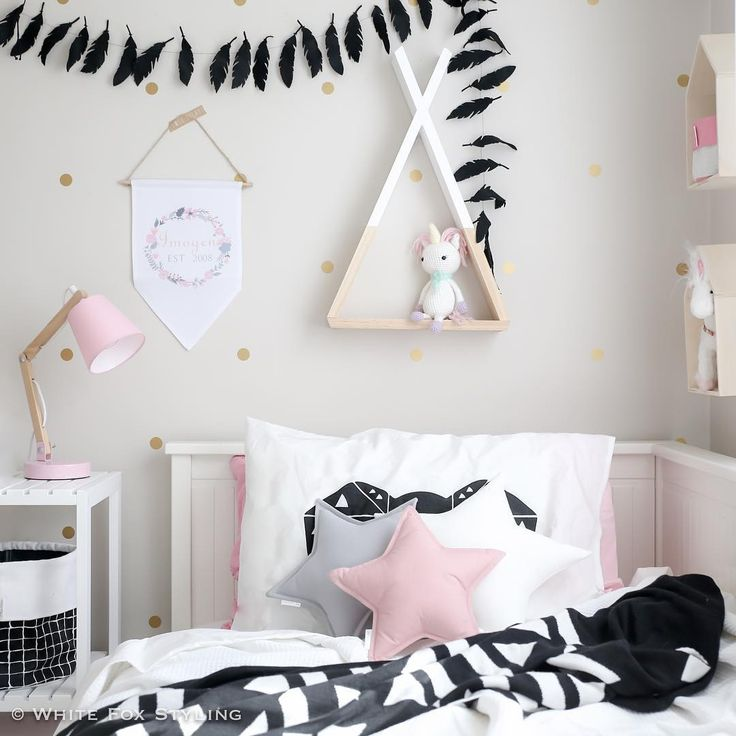 Monochrome with touches of soft pink and grey