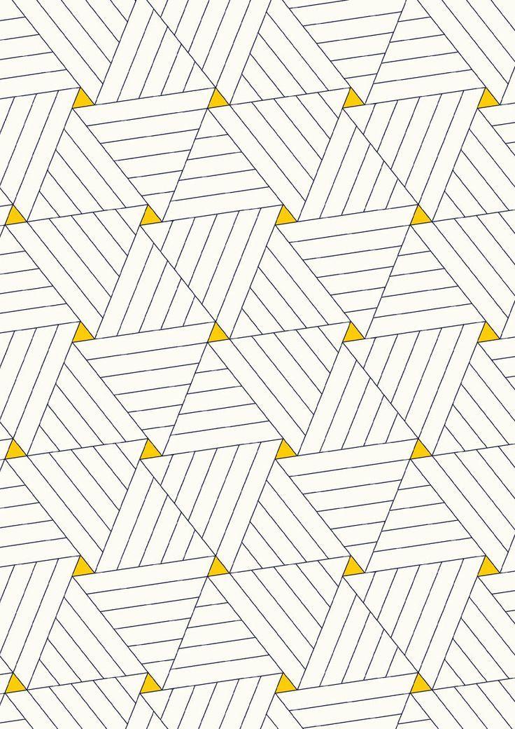 Meet The Maker Alana Mccann Line Design Pattern Pattern Design
