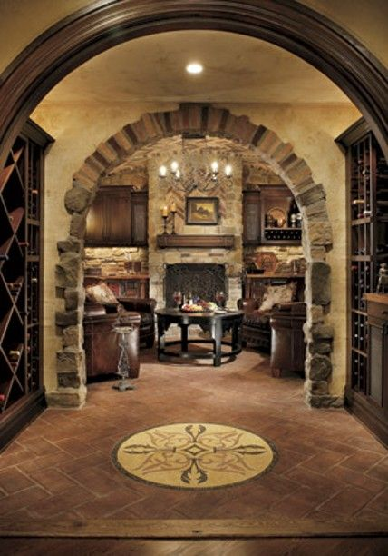 Srsly - even if you don't drink wine or smoke cigars, you know you want to walk through those doors and chill for a bit.