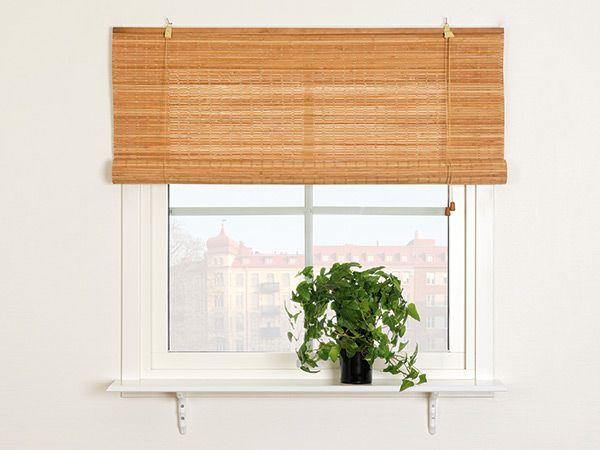 Bambus Rullegardin fra Kirsch - Nye Gardiner A/S