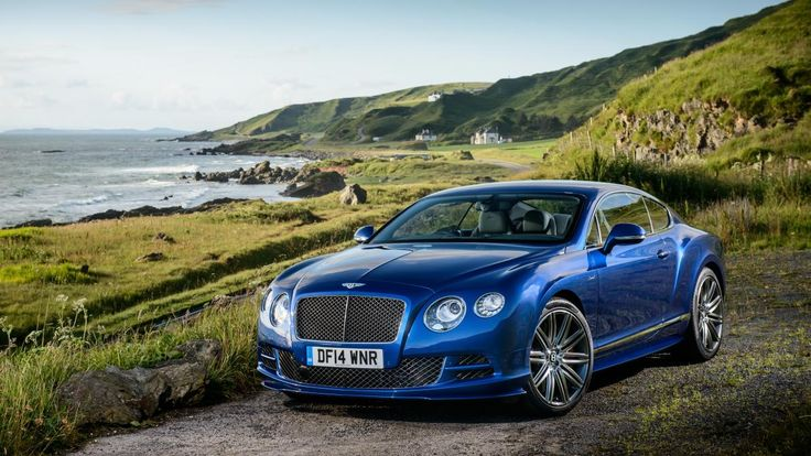 2015 Bentley Continental GT Speed coupe BASE PRICE