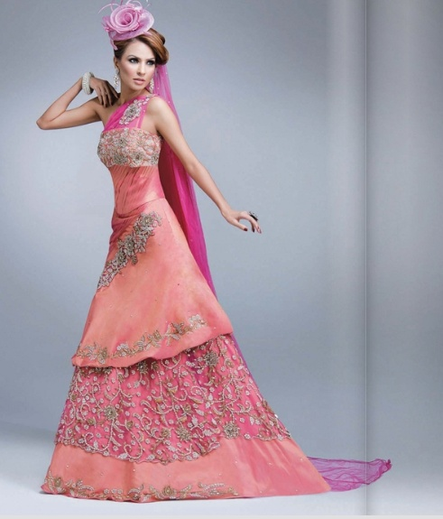 228 best Bridal Gowns for Indian Brides | Indian Wedding Dresses ...