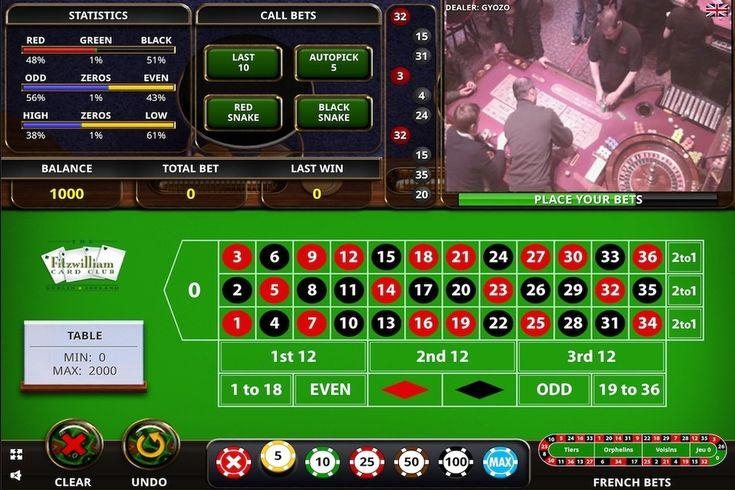 Dublin Casino Roulette
