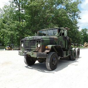 AM General - item condition used up for sale is a clean great running 1984 am general 5 ton m931 military semi tractor truck with a 2002 government rebuild
