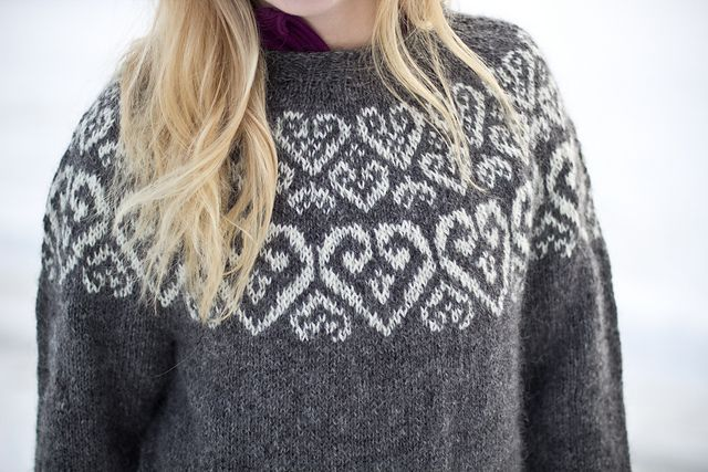 The pattern is available in English and Swedish.