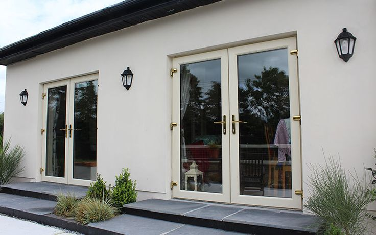 17 best ideas about upvc french doors on pinterest for Used upvc patio doors