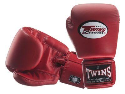 Rękawice bokserskie red BGVL-3 (blue) 16oz