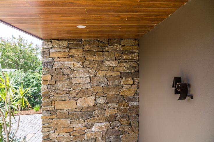 Mica Quartz Wall Cladding loose #wallcladding #stonework #Northryde #featurewall #faccade