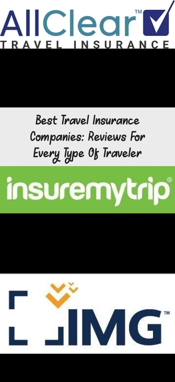 Searching for the best travel insurance companies? Compare ...