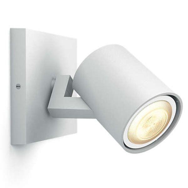 Philips Hue Spot Runner alb, extensie 1x5.5W, 5309031P8 https://www.etbm.ro/philips-hue-connected-lighting  #led #ledphilips #philips #lighting #etbm #etbmro #philipsled #lightingfixtures #lightingdyi #design #homedecor #hue #philips hue #huebulbs #lamps #bedroom #inspiration #livingroom #wall #diy #scenes #hack #ideas