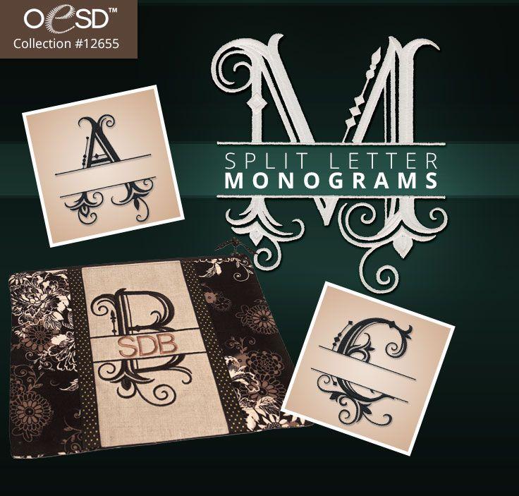 35 Best Alphabets & Monograms Images On Pinterest