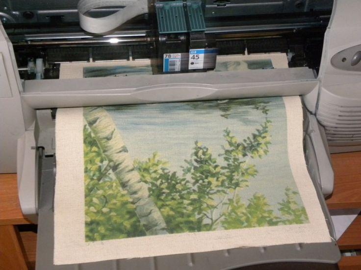 перед как перевести картинки струйного принтера на ткань подборка фотографий православной