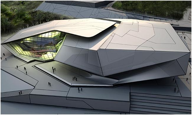Arch2o-Chinese University of Hong Kong Arena-Tom Wiscombe Design (5)