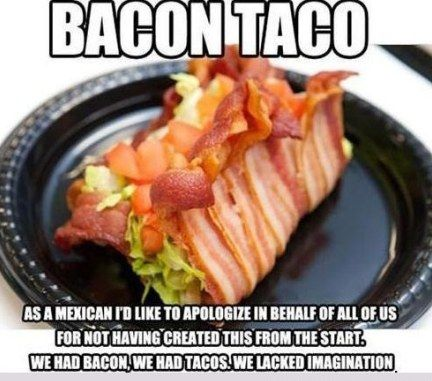 Top 30 Funniest Bacon Pictures