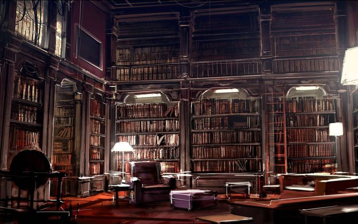 Library Wallpapers 8