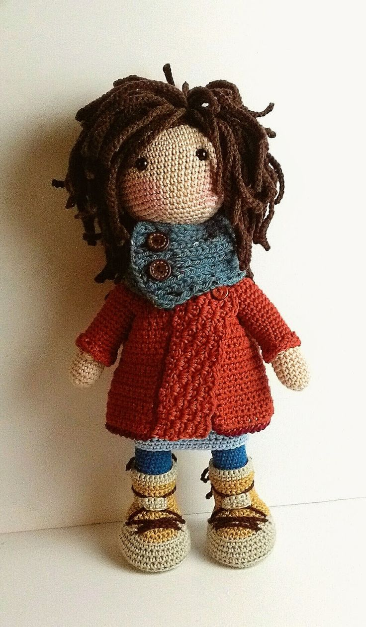 Amigurumi Square Doll : Best 25+ Amigurumi doll ideas on Pinterest