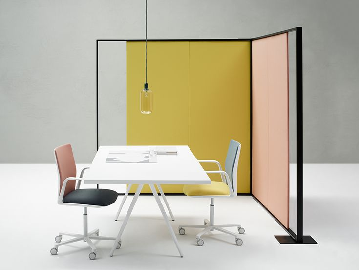 noise canceling room dividers (I don't think we need this but these are the sexiest room dividers I've ever seen)