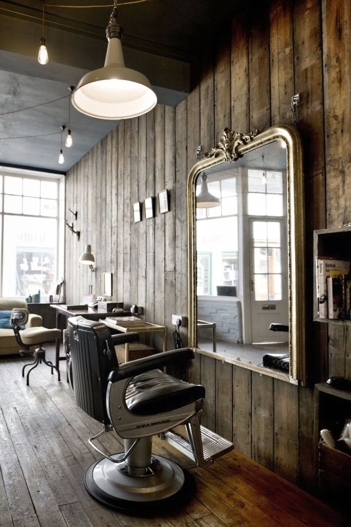 I like the pendants-- classic look. IKEA has BIG ones-- not sure if they have smaller sizes... Also-- reclaimed wood... Like the bark ceiling