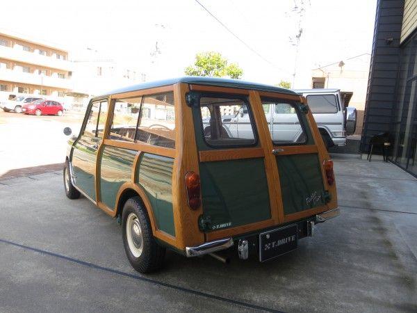 62y AUSTIN MINI Countryman « t-drive