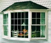 Arquitetura: janelas bay window