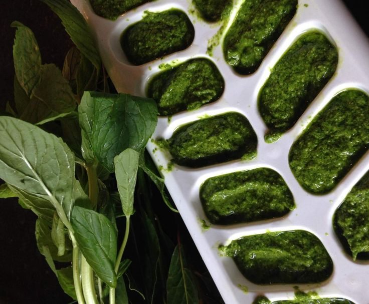 Recipe Pesto - Basil, Mint and Lemon by ElissaC - Recipe of category Sauces, dips & spreads