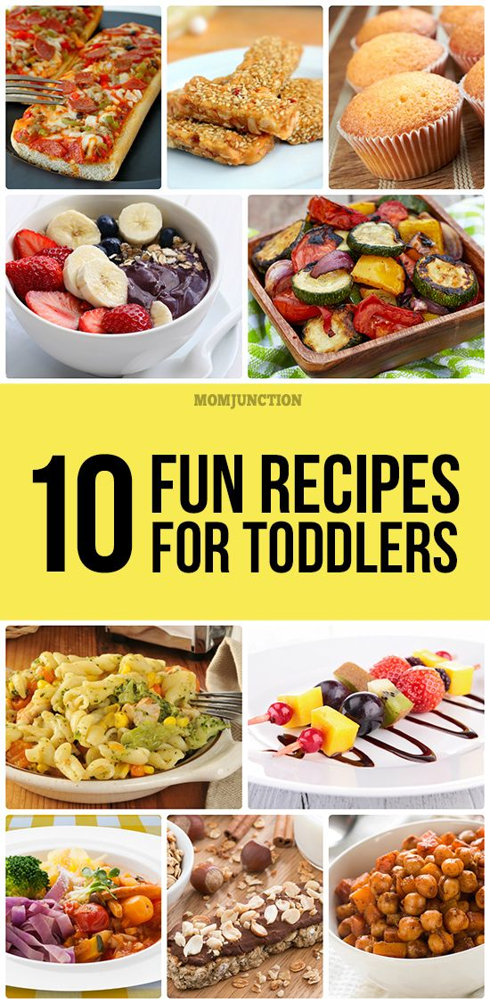 Fun Recipes For #Toddlers :We are here to help you with some fun recipe ideas that will surely be a hit with your toddler! Want to know more? Read on!