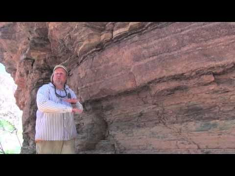Clastic sedimentary rock formation - YouTube - quick simple explanation of clastic sedimentary stone formation using sandstone as example