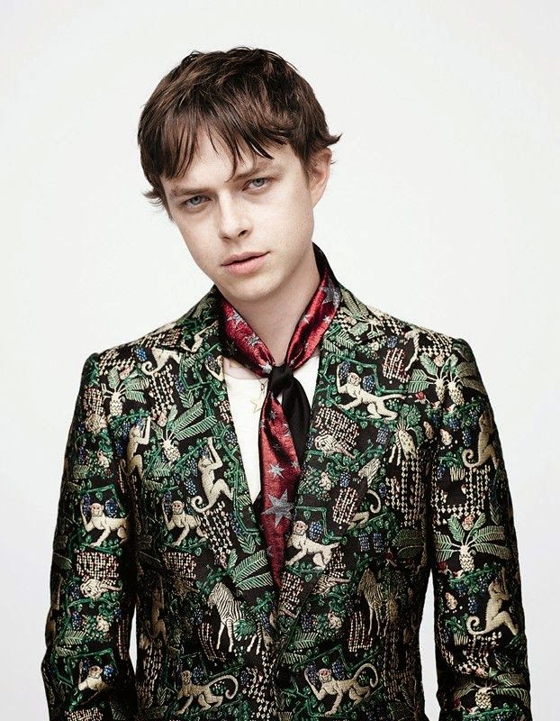 Dane DeHaan para AnOther Man