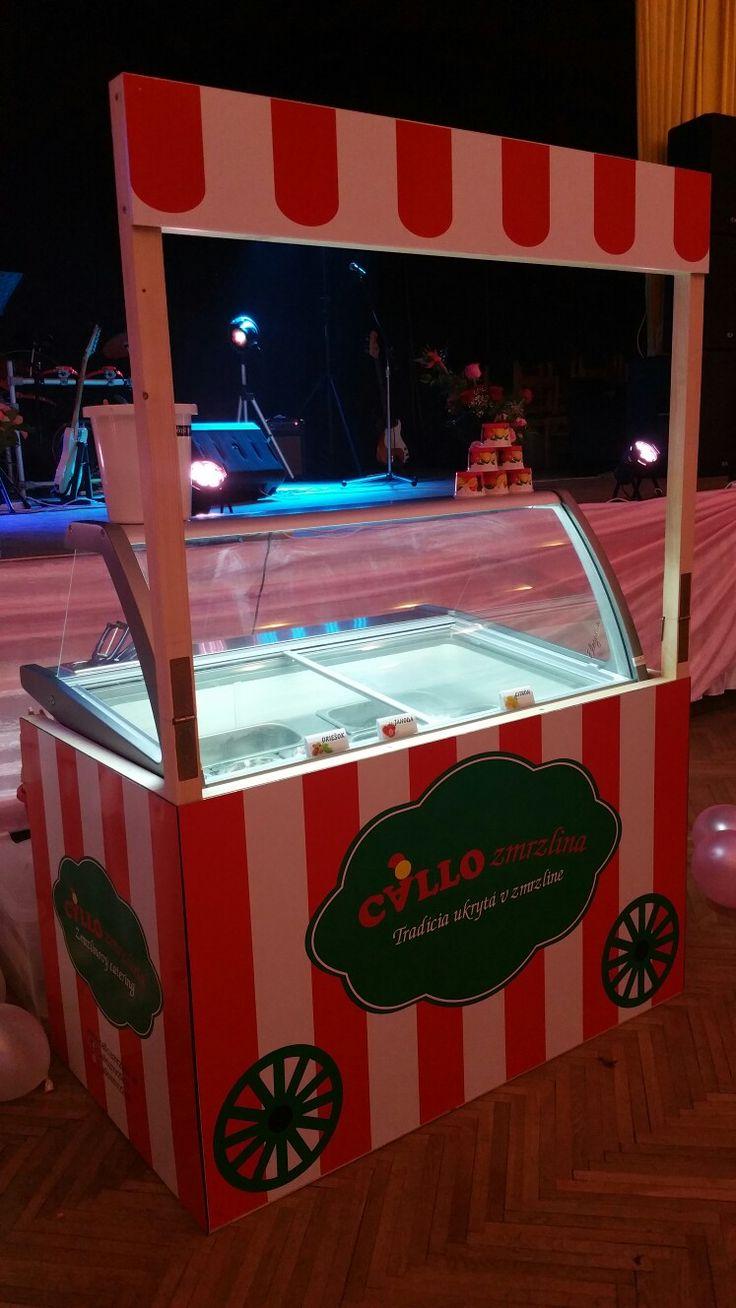 Zmrzlinový catering   #callozmrzlina #zmrzlinovycatering #gelatocatering #icecreamcatering