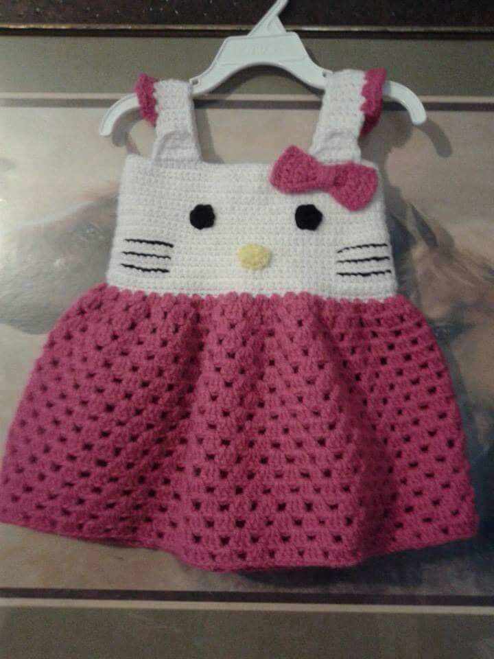 Knitting Pattern Hello Kitty : 17 Best images about Hello Kitty on Pinterest Hello kitty tutu, Pink hello ...