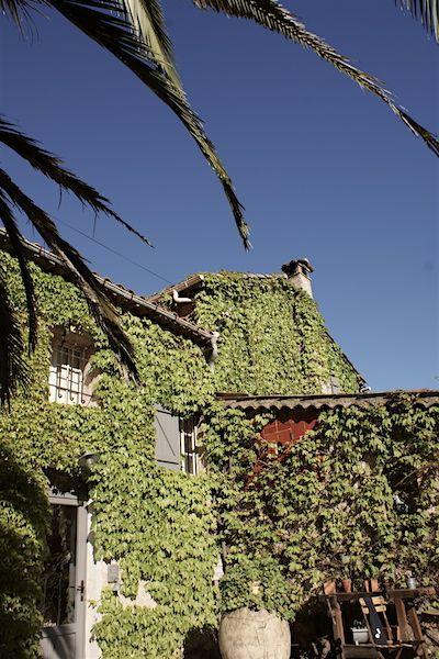 maison d'hôtes de charme : Le Mas du Naoc à Cabris