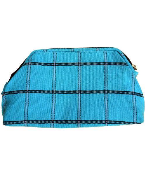 Barehand Ladies Zipper purse with Rengma Naga Motif