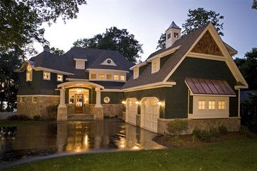 Exterior Photos Craftsman Style Design, Pictures, Remodel, Decor and Ideas - page 8