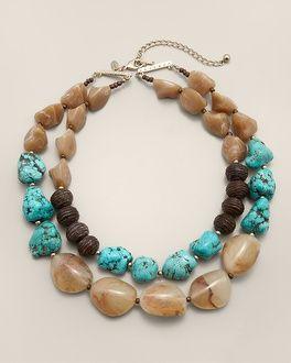 Chico's Hope Multi-Strand Necklace #chicos