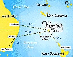 Norfolk Island?