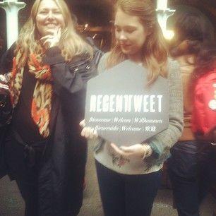 #regenttweet london by @Letizia Gosselin