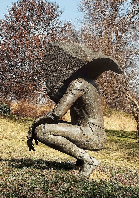 Angus Taylor, what an amazing sculptor
