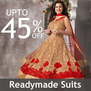 Get Discounted Salwar Suits & Sarees For Your Beloved Sister On This Coming Rakhi Festival