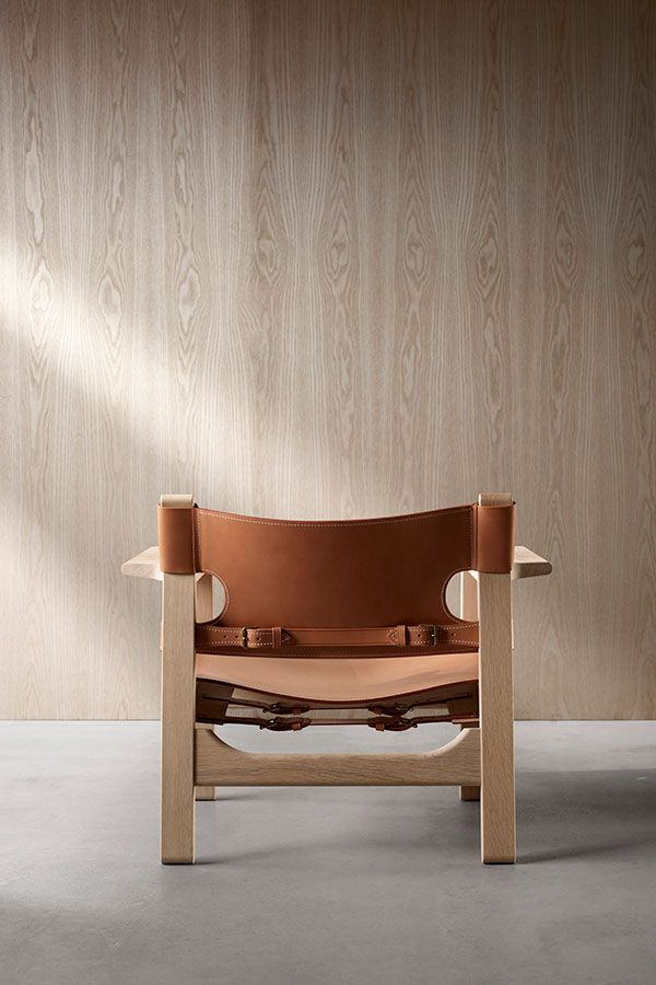 The Spanish Chair by Børge Mogensen a center piece in any