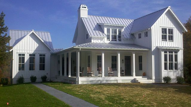 A spectacular contemporary farmhouse simple elegant Elegant farmhouse plans