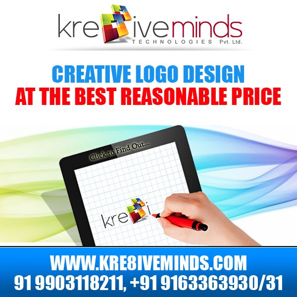 #Creative #logodesign at the best reasonable price!