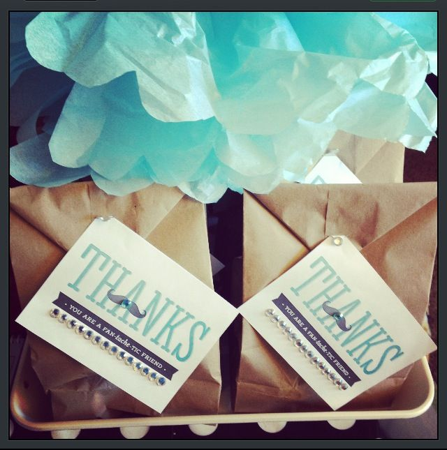 baby boy baby shower goodie bags
