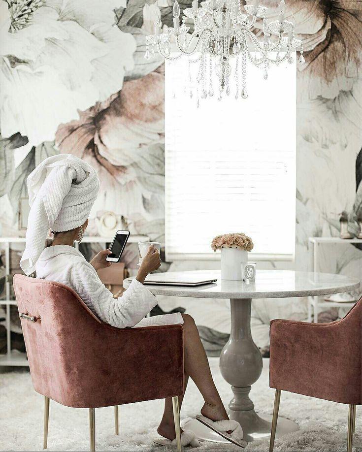 Anthropologie Dining Room: Momento Em Casa Para Quem é Muito Chique @anthropologie