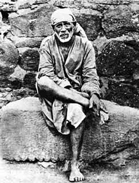 Sai Baba of Shirdi is revered as a Muslim saint by Muslims and a Hindu saint by Hindus